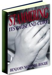 Stammering Its Cause and Its Cure