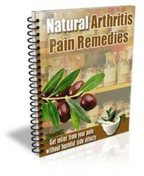 Natural Arthritis Pain Remedies