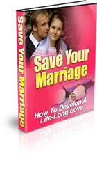 Savving Your Marriage