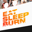 Eat Sleep Burn - Affiliates Make Cash!