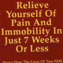Relieve Yourself Of Pain And Immobility In Just 7 Weeks Or Less