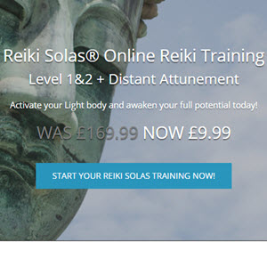 Reiki Solas Online Reiki Training Review
