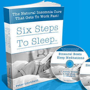 Six Steps to Sleep Review