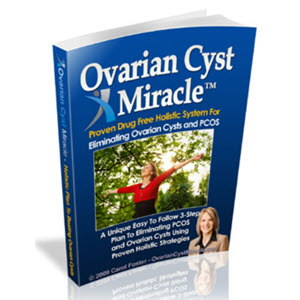 Ovarian Cyst Miracle Manual