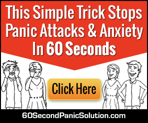 Anxiety Attack Causes and Cure