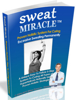 Natural Ways to Treat Excessive Sweating