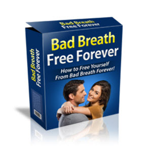 Natural Bad Breath Cure and Treatment