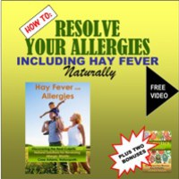 Hay Fever Home Remedies