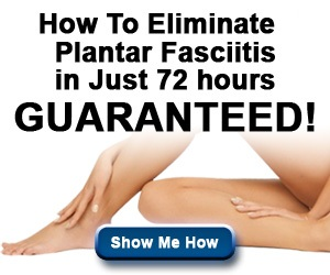 Plantar Fasciitis Causes and Treatments