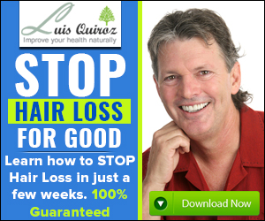 Natural Way to Cure Hair Loss