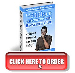 Stop Chronic Bronchitis Naturally