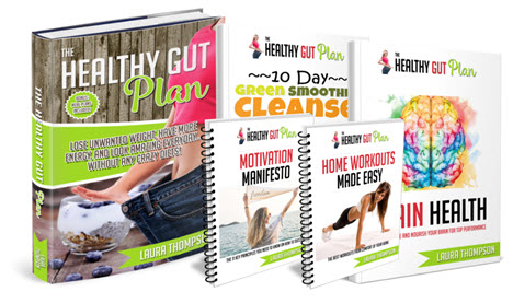 The Healthy Gut Plan