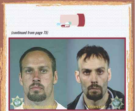 Meth Before And After Mug Shots